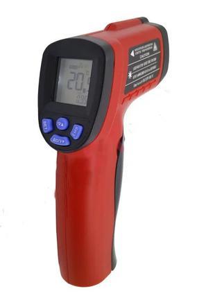 Пирометр, инфракрасный термометр UT 380, от -50 до + 380 градусов