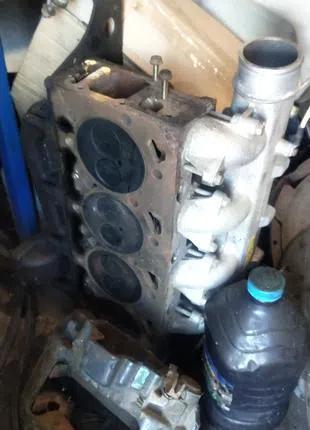 Головка цилиндров Renault Midlum dci (4 цилиндра)