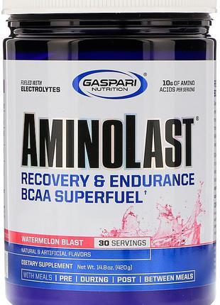 GASPARI AMINOLASTКомплекс аминокислот BCAA + электролиты