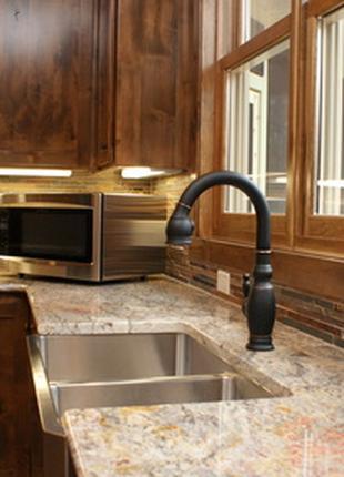 Столешницы на кухню и в ванную из гранита