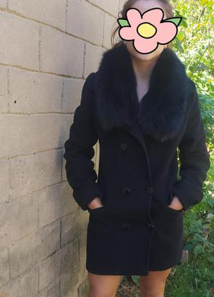 Пальто теплое осень- зима