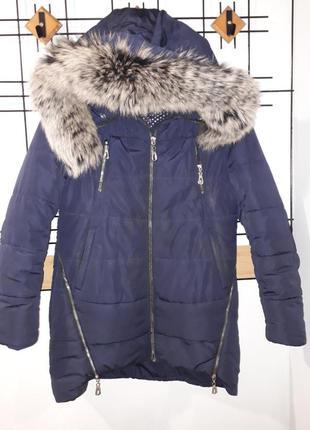 Женская зимяя куртка