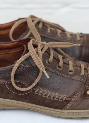 Туфли кожаные на каждый день