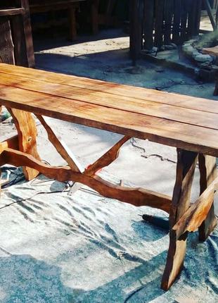 Мебель из дерева под заказ. Запорожье.