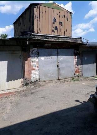 Гараж на Минском массиве