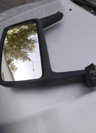 Зеркала заднего вида грузовика ВОЛЬВО