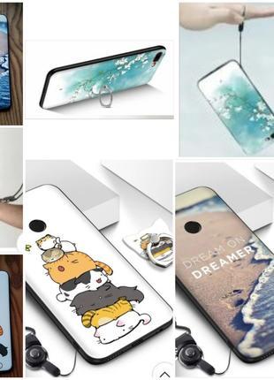 Чехол защитный на Huawei Y6 Prime 2018 / Honor 7A pro
