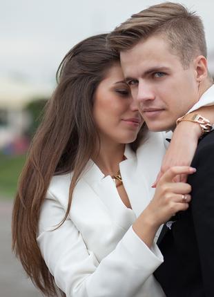 Свадебная фотосессия/прогулка в Киеве