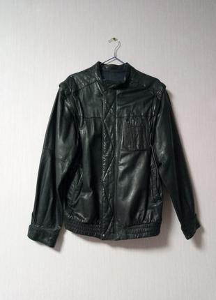 Куртка  мужская, натуральная кожа.
