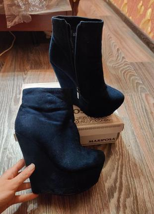 Ботинки, ботильоны зима