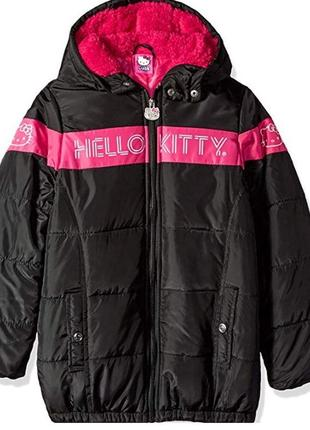 Куртка для девочки hello kitty. демисезонка. оригинал. сша.