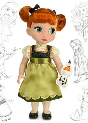 Кукла малышка Анна Холодное сердце Disney