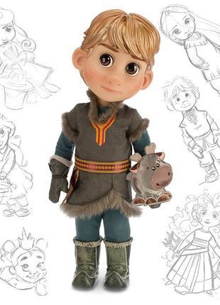 кукла Кристоф Холодное сердце Frozen