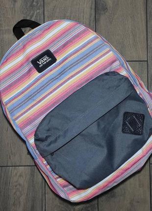Вместительный рюкзак vans состояние нового