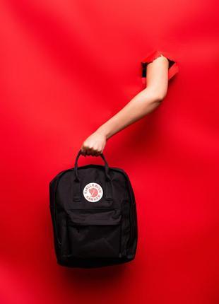 Рюкзак сумка канкен чёрный