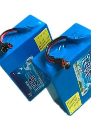 Аккумуляторы Для Электровелосипеда Электротранспорта 48В 18А
