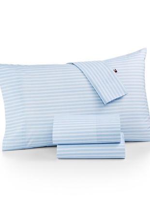 Комплект постельного белья tommy hilfiger