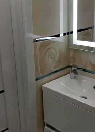 Установка смесителя в ванной, душе, на кухне