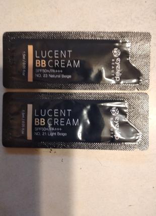 Увлажняющий бб-крем Eyenlip lucent bb cream SPF 50, 1,5 мл