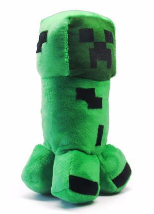 Мягкая игрушка Майнкрафт Крипер