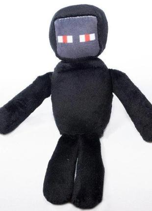 Мягкая игрушка Майнкрафт Эндермен, 26 см