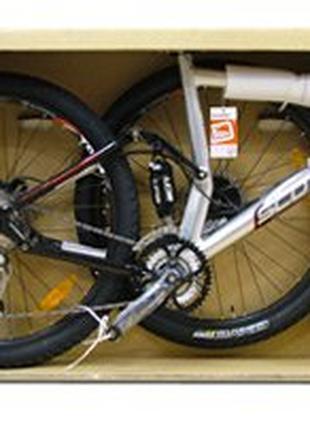 Сборка велосипеда (с коробки)