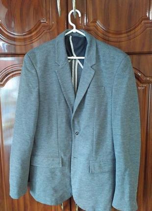 Мужской пиджак блейзер river island купить в киеве