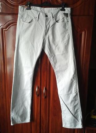 Мужские джинсы replay blue jeans