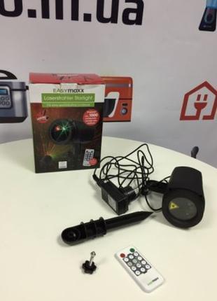 Уличный лазерный проектор для праздников и украшения дома easy...
