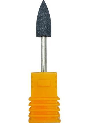 Фреза-шлифовщик силикон-карбидная, конус 180 грит