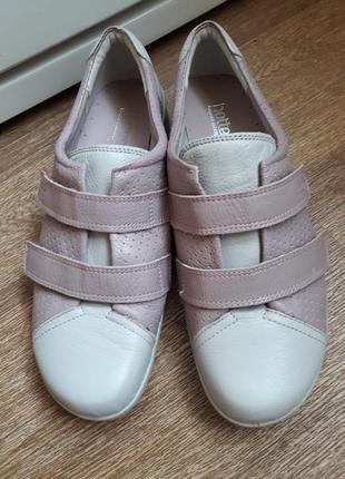 Туфли hotter кожа  42 размер
