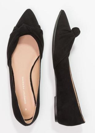Туфли лодочки  балетки dorothy perkins