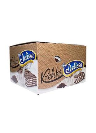 Вафлі Delissa Orion Вафли Шоколад Сладости