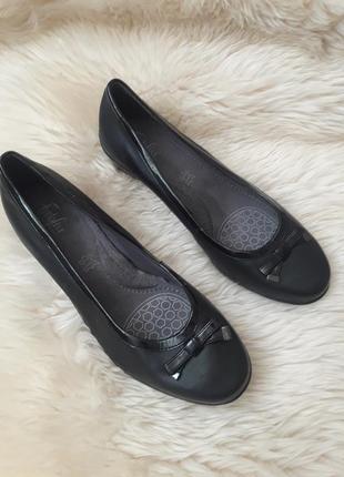 Кожаные туфли footglove 41 размер