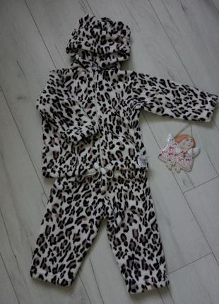 Костюм,костюмчик,комплект детский в леопардовый принт