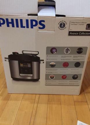 Мультиварка-скороварка Philips