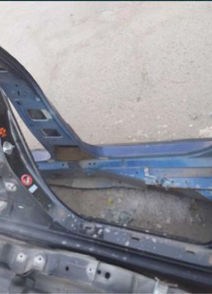 Mazda 3 bk, четверть, крыша, пороги, полки
