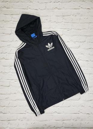 Спортивная куртка ветровка кофта adidas originals climacool zn...