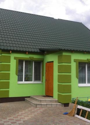 Утепление фасадов домов и квартир до 3 этажа