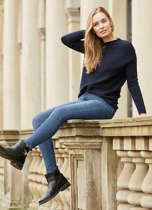 Вязаный джемпер, пуловер l 44-46 esmara, германия