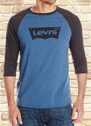 Мужская бейсболка / футболка / кофта / реглан levi's. сша