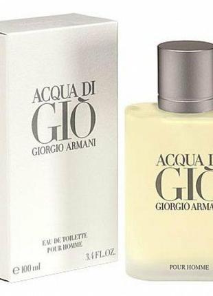 Armani Acqua di Gio pour homme EDT 100 ml