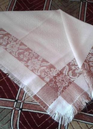 Большой платок-шаль