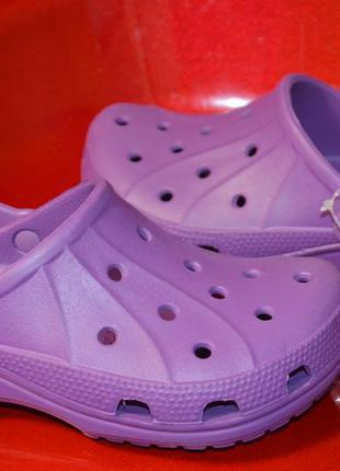 Фирменные кроксы crocs