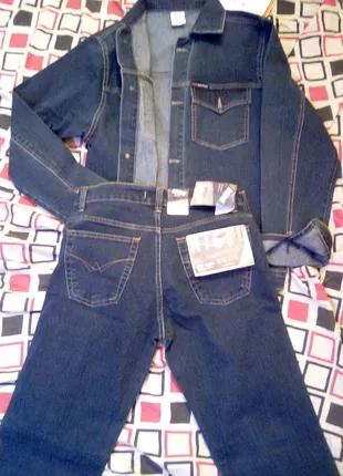Костюм джинсовый, Nicely jeans