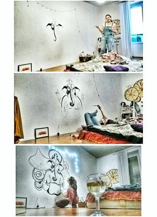 Дизайн стіни