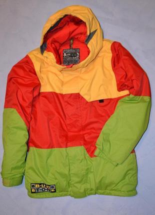 Лыжная куртка burton рост 148/155 см, на 14-16 лет