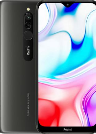 Xiaomi Redmi 8 4/64 Black Наложка