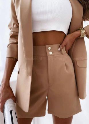 Пиджак +шорты