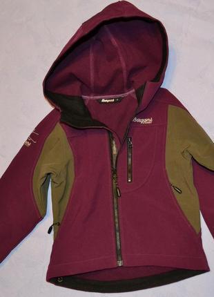 Куртка soft shell на 4 года